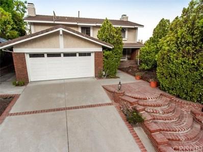 24555 Gardenstone Lane, West Hills, CA 91307 - MLS#: SR19214991