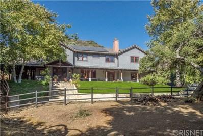 801 Crater Camp Drive, Calabasas, CA 91302 - MLS#: SR19215872