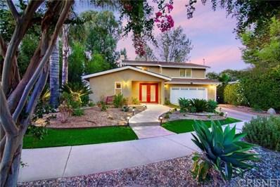4829 Bruges Avenue, Woodland Hills, CA 91364 - MLS#: SR19217078