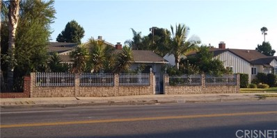 18000 VANOWEN Street, Reseda, CA 91335 - MLS#: SR19217709