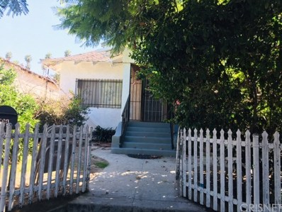 660 E 42nd Place, Los Angeles, CA 90011 - MLS#: SR19217990