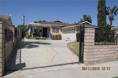 12901 Bromwich Street, Pacoima, CA 91331 - MLS#: SR19218722