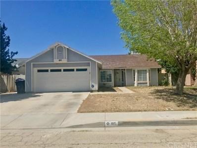 815 Trixis Avenue, Lancaster, CA 93534 - MLS#: SR19219027