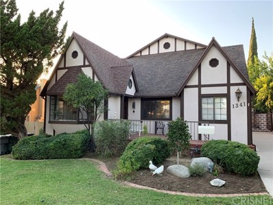 1341 Raymond Avenue, Glendale, CA 91201 - MLS#: SR19221422