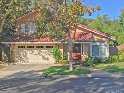 1185 Heatherview Drive, Oak Park, CA 91377 - MLS#: SR19221877