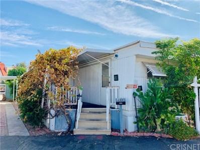18204 Soledad Canyon Rd UNIT 21, Canyon Country, CA 91387 - MLS#: SR19221980