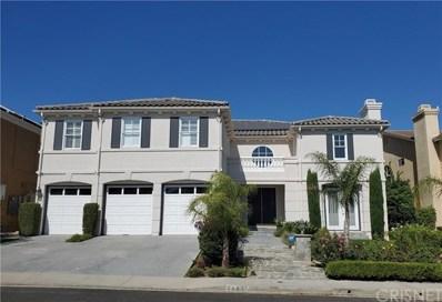 7607 Carmenita Lane, West Hills, CA 91304 - MLS#: SR19223088