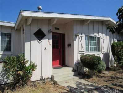 16901 Nordhoff, Northridge, CA 91343 - MLS#: SR19223387