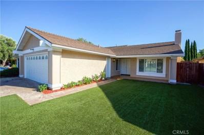 1584 Amador Lane, Thousand Oaks, CA 91320 - MLS#: SR19223901