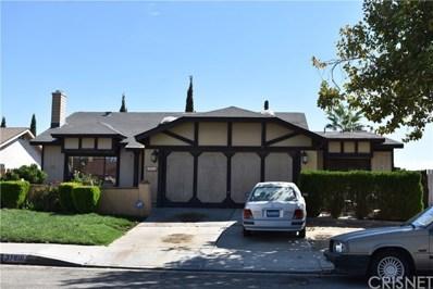 37916 Janus Drive, Palmdale, CA 93550 - MLS#: SR19224620