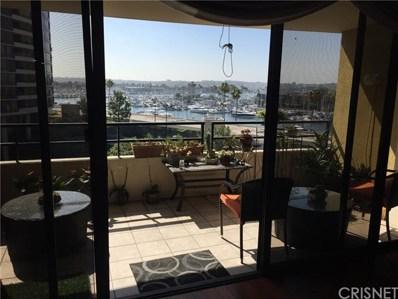 4314 Marina City Drive UNIT 230, Marina del Rey, CA 90292 - MLS#: SR19225806