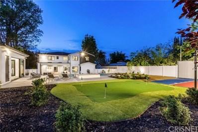 18938 Wells Drive, Tarzana, CA 91356 - MLS#: SR19226526