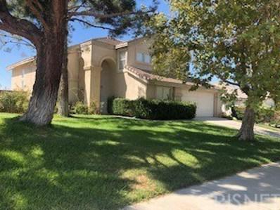 42033 Quail Creek Drive, Lancaster, CA 93536 - MLS#: SR19226829