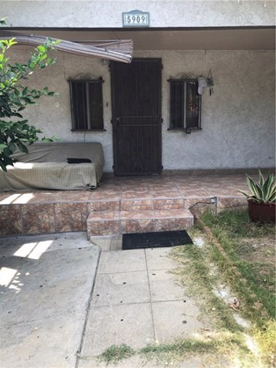 5909 Lomitas Drive, Los Angeles, CA 90042 - MLS#: SR19226881