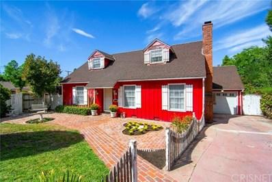18537 Tarzana Drive, Tarzana, CA 91356 - MLS#: SR19229867