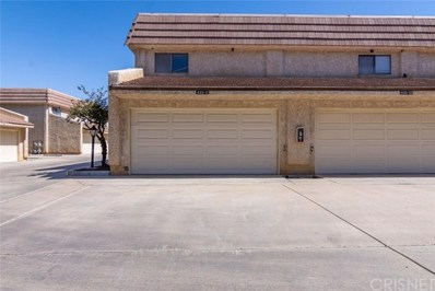 433 W Avenue J5 UNIT 11, Lancaster, CA 93534 - MLS#: SR19230197