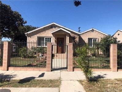 7001 Natick Avenue, Van Nuys, CA 91405 - MLS#: SR19234922