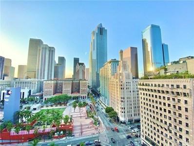 312 W 5th Street UNIT 602, Los Angeles, CA 90013 - MLS#: SR19235060