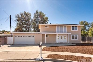 2705 Arlene Court, Simi Valley, CA 93065 - MLS#: SR19236913