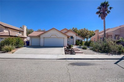 39750 Tesoro Lane, Palmdale, CA 93551 - MLS#: SR19237618