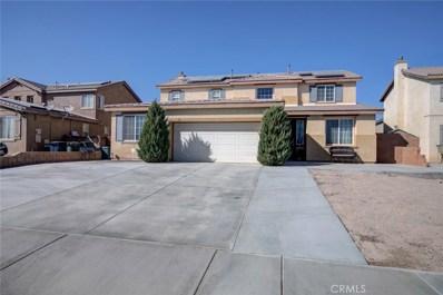 2411 Crimson Avenue, Rosamond, CA 93560 - MLS#: SR19237645