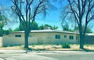 44144 3rd Street E, Lancaster, CA 93535 - MLS#: SR19237686