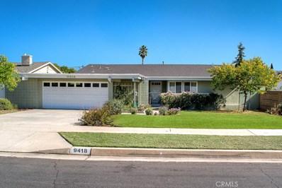 9418 Gerald Avenue, Northridge, CA 91343 - MLS#: SR19237702