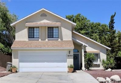 38743 Juniper Tree Road, Palmdale, CA 93551 - MLS#: SR19238177