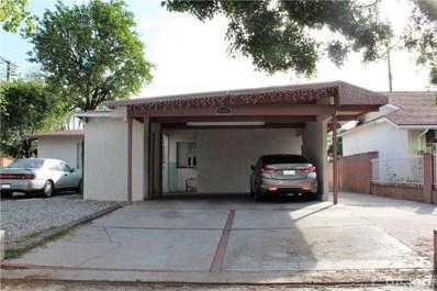 11285 Woodcock Avenue, Pacoima, CA 91331 - MLS#: SR19238767