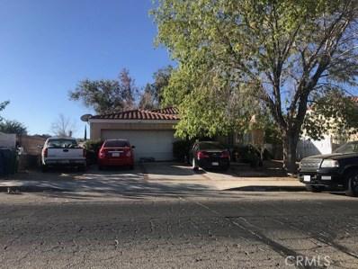 1742 E Avenue R4, Palmdale, CA 93550 - MLS#: SR19239211