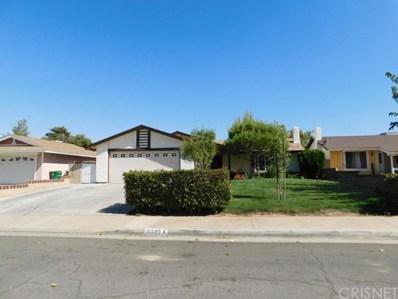 37314 Dalzell Street, Palmdale, CA 93550 - MLS#: SR19239639