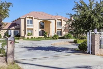 42016 35th Street W, Lancaster, CA 93536 - MLS#: SR19240078