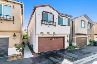 7612 N Honor Way, Van Nuys, CA 91405 - MLS#: SR19241576