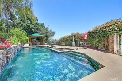 14858 Round Valley Drive, Sherman Oaks, CA 91403 - MLS#: SR19244489