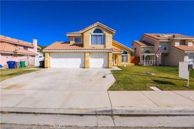 44516 Avenida Del Sol, Lancaster, CA 93535 - MLS#: SR19245771