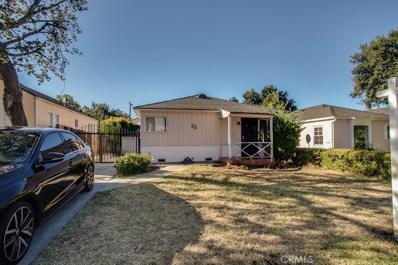 80 W Mendocino Street, Altadena, CA 91001 - MLS#: SR19245859