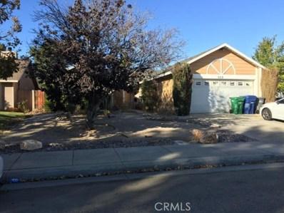 709 Desert Calico Drive, Lancaster, CA 93534 - MLS#: SR19247559