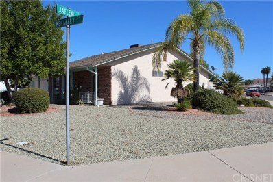 26545 Mehaffey Street, Sun City, CA 92586 - MLS#: SR19249079