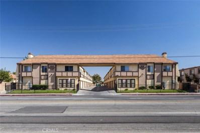 38710 10th Street E UNIT 11, Palmdale, CA 93550 - MLS#: SR19249583