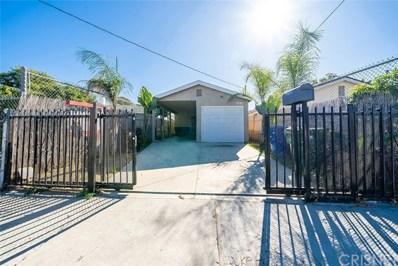 2062 E 110th Street, Los Angeles, CA 90059 - MLS#: SR19250780
