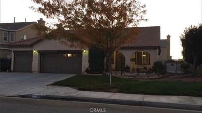 43335 Brandon Thomas Way, Lancaster, CA 93536 - MLS#: SR19250944