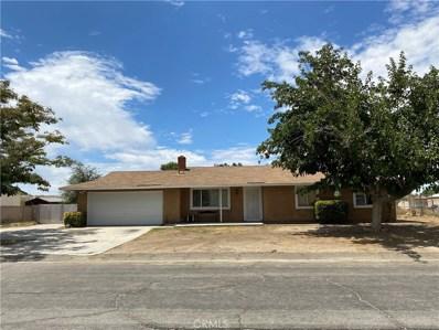 40613 Fieldspring Street, Lake Los Angeles, CA 93535 - MLS#: SR19252208
