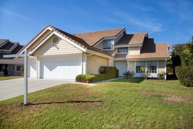 2653 Nutmeg Circle, Simi Valley, CA 93065 - MLS#: SR19253638
