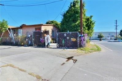 10657 Sherman Way, Sun Valley, CA 91352 - MLS#: SR19253883