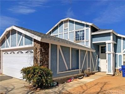 2109 Moonflower Court, Palmdale, CA 93550 - MLS#: SR19254165