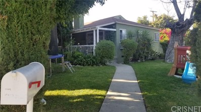 11625 Haynes Street, North Hollywood, CA 91606 - MLS#: SR19255347