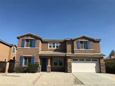 39228 Victoria Street, Palmdale, CA 93551 - MLS#: SR19256879