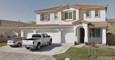 43805 Sondi Drive, Lancaster, CA 93536 - MLS#: SR19257957
