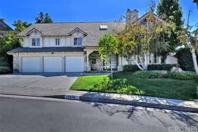17956 Lake Vista Drive, Encino, CA 91316 - MLS#: SR19258391