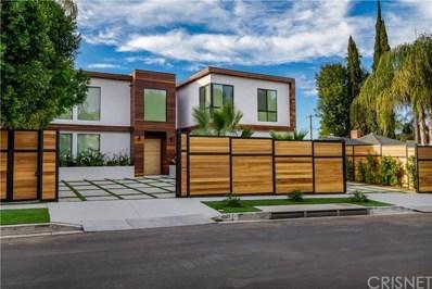 4841 Alonzo Avenue, Encino, CA 91316 - MLS#: SR19258968